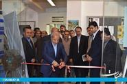 تجلیل از خبرنگاران و افتتاح نمایشگاه محصولات تولیدی مازندران در اتاق بازرگانی