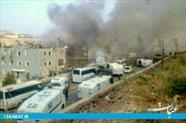 انفجار در شهر جیزره  ترکیه-عبارت