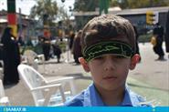 گرامیداشت هفته ملی کودک به یاد حضرت علی اکبر با حضور کودکان در ساری