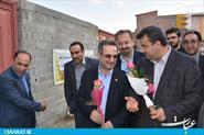 بازدید رئیس سازمان بهزیستی کشور و فرماندار ساری از روند ساخت خانه کودکان صفایی ساری