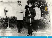 رضا خان و احمد شاه