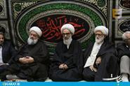 مراسم روضه خوانی به مناسبت اربعین حسینی در بیت شهیدان عبوری/شب دوم