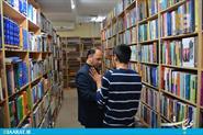 کتابگردی دکتر سید سعید آرام؛ مدیرکل بهزیستی مازندران