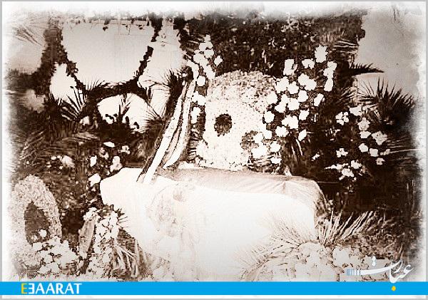 مرگ احمد شاه-سایت عبارت