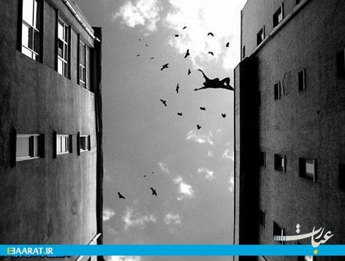 خودکشی کارمند روزنامه همشهری- سایت عبارت