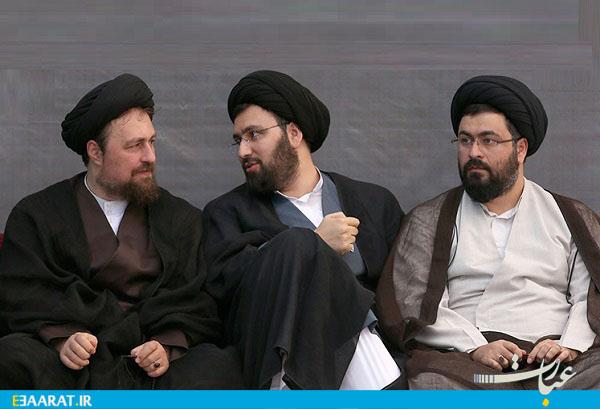 برادران خمینی-سایت عبارت