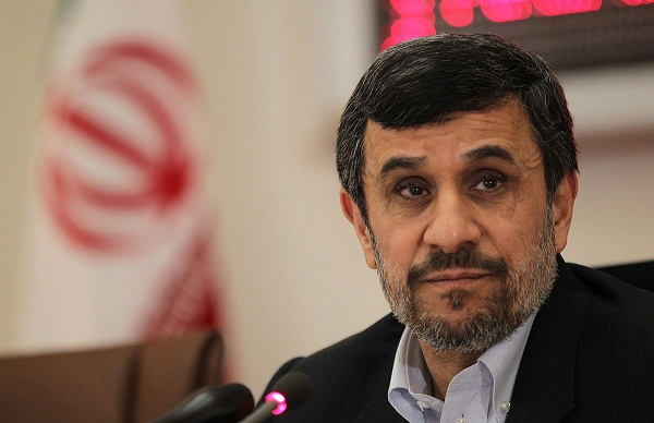 احمدی نژاد-عبارت