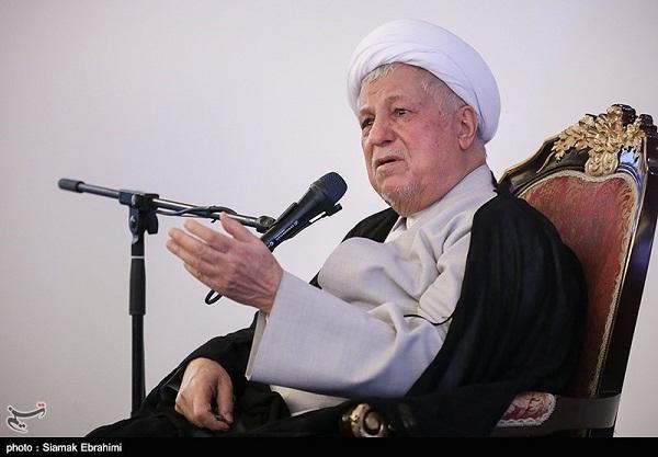 هاشمی رفسنجانی-عبارت