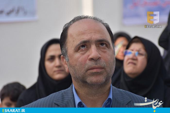 سفر دکتر محسنی رئیس سازمان بهزیستی به آمل-سایت عبارت