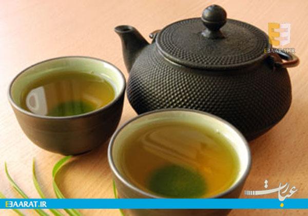 چای سبز- سایت عبارت