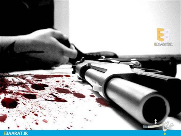 شلیک پیرمرد ساروی به سرش در پارک کوشا سنگ