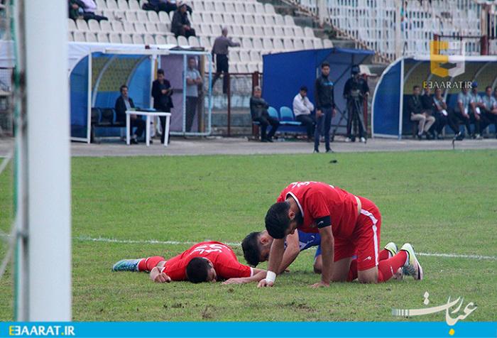 نساجی مازندران فوتبال
