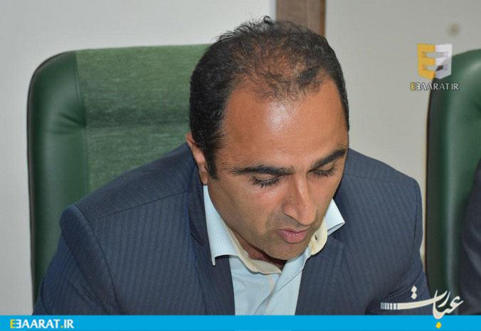 بهروز بایی لاشکی؛ رئیس اداره منابع طبیعی نوشهر ـ رویان