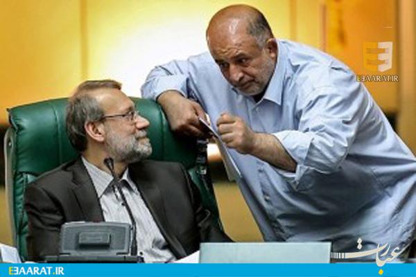قاضی پور- لاریجانی- سایت عبارت
