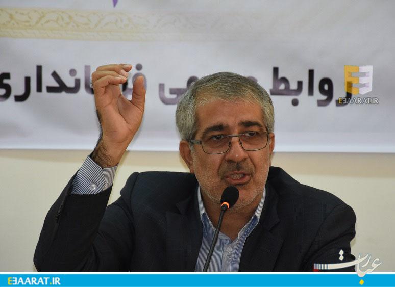 علی محمدشاعری نماینده شرق مازندران
