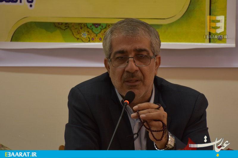 نشست خبری علی محمدشاعری نماینده شرق مازندران در مجلس