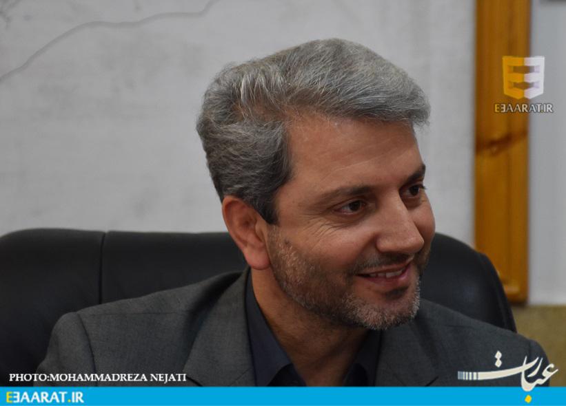 مجید عبداللهی، مدیرعامل آبفار مازندران
