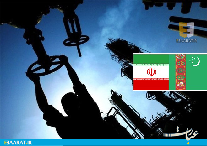 قطع واردات گاز از ترکمنستان