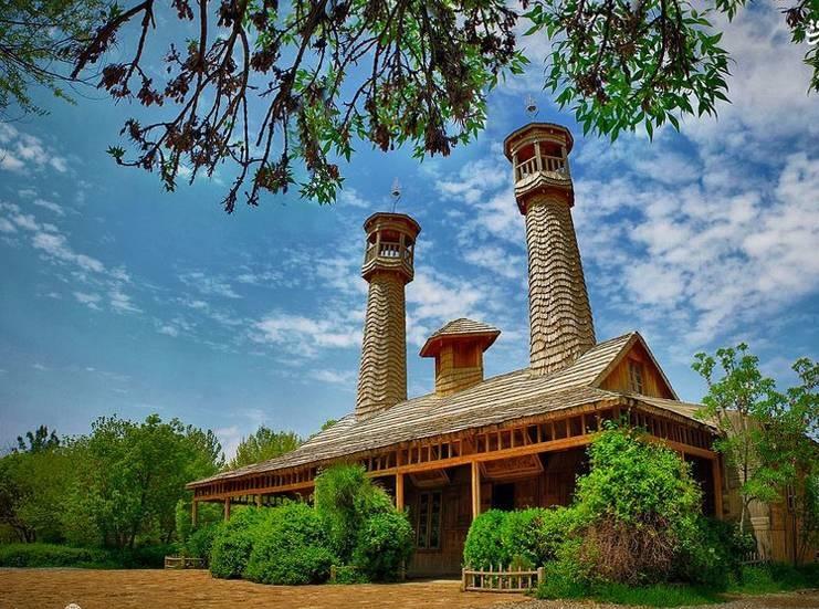 دهکده چوبی، نخستین دهکده اکولوژیکی ایران