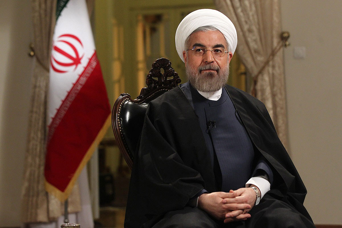 روحانی و رشیدپور گفتگوی شبکه یک+عبارت