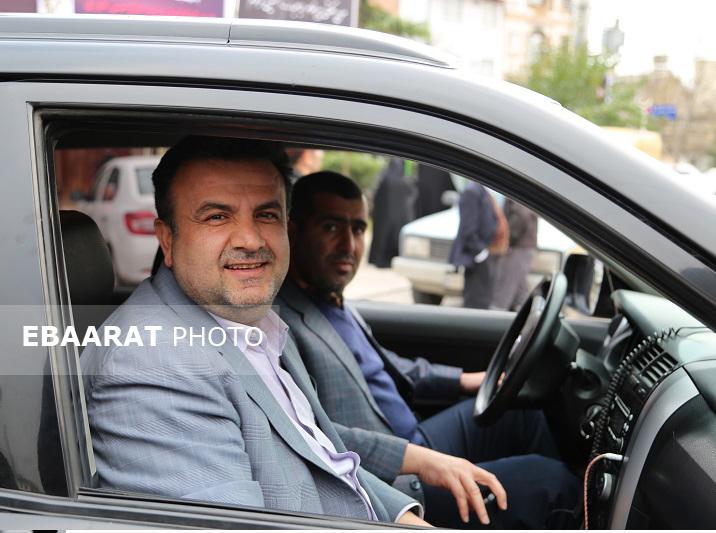 مجید حسین زادگان معاون سیاسی استانداری مازندران+عبارت