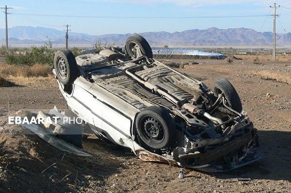 فوت رییس اداره کار نوشهر در تصادف رانندگی+عبارت
