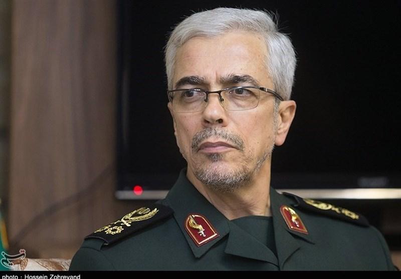 سرلشکر محمدحسین باقری