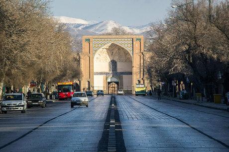 نخستین خیابان ایران