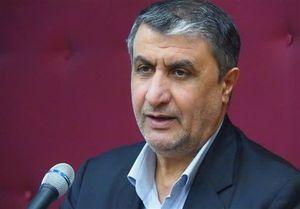 وزیر راه و شهرسازی محمد اسلامی + عبارت