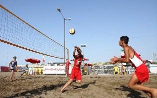 والیبال ساحلی + عبارت