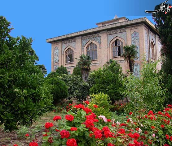 عمارت تاریخی صفی آباد + عبارت