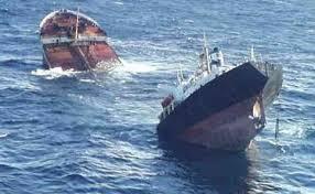 غرق شدن کشتی + عبارت