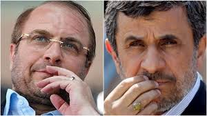 احمدی نژاد قالیباف + عبارت
