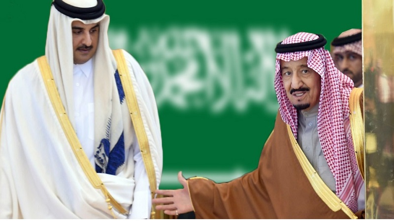 پادشاه عربستان+عبارت
