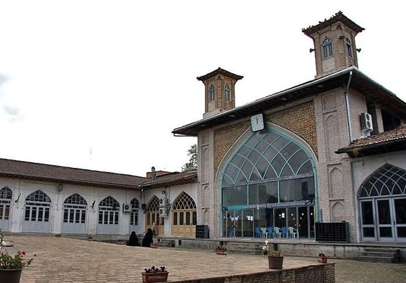 مسجد جامع ساری+عبارت