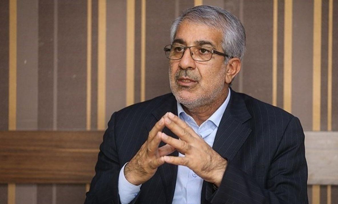 علیمحمد شاعری عضو فراکسیون نمایندگان ولایی مجلس شورای اسلامی + عبارت