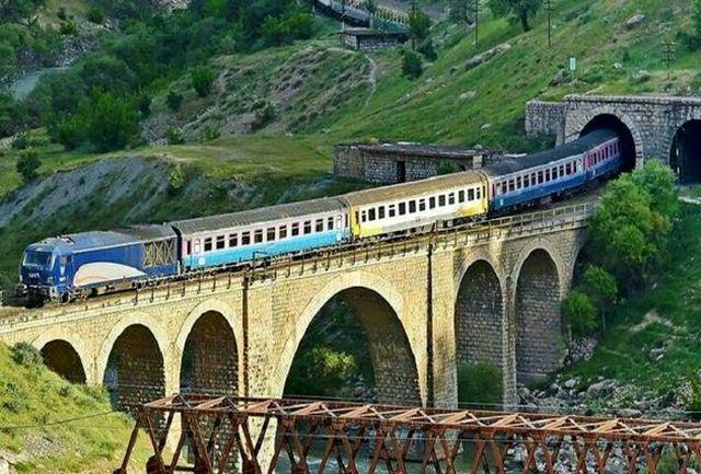 راه آهن شمال + عبارت