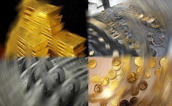 دلار سکه طلا ارز + عبارت
