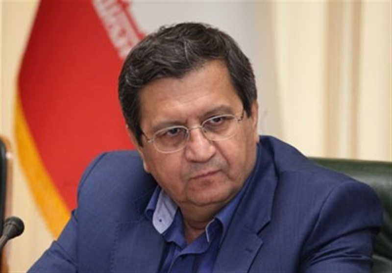 عبدالناصر همتی رییس بانک مرکزی  + عبارت