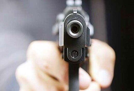 تفنگ تیراندازی اسلحه شلیک + عبارت