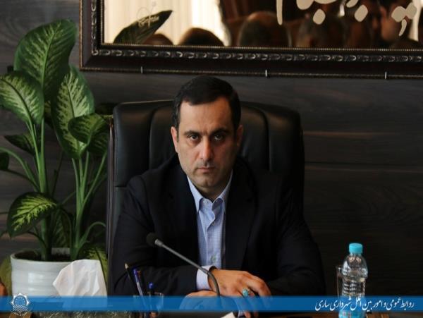 نتیجه تصویری برای رجبی شهرداری ساری