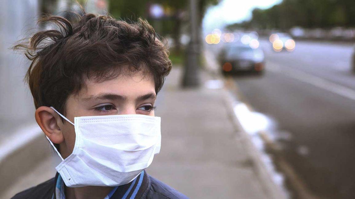 ماسک + عبارت