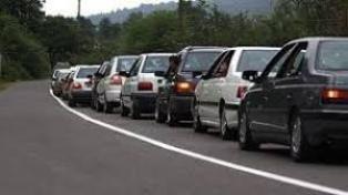 تردد خودرو ترافیک + عبارت