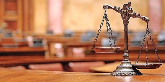 جرم قضاوت دادگاه قانون مجازات + عبارت