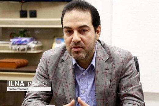 علیرضا رئیسی معاون بهداشت وزارت بهداشت + عبارت