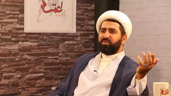 حجت الاسلام محمد جواد باقری + عبارت
