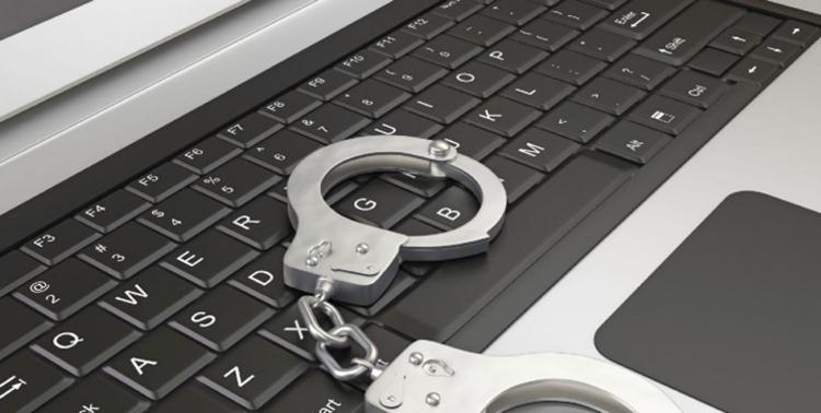 جرم دستبند دستگیری فضای مجازی پلیس فتا  + عبارت