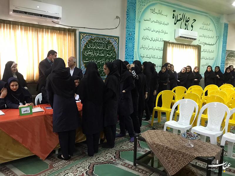 انتخابات شوراهای مدارس+عبارت