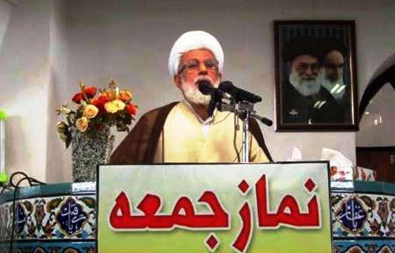 حجتالاسلام محمود مشایخ  + عبارت