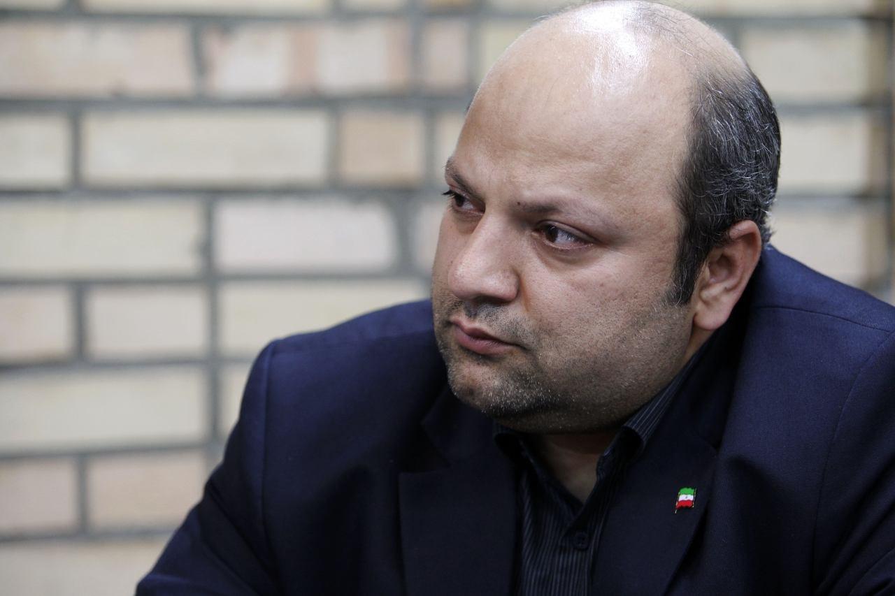 محمدرضا نوروزپور معاون سخنگو و دبیر شورای اطلاع رسانی دولت + عبارت